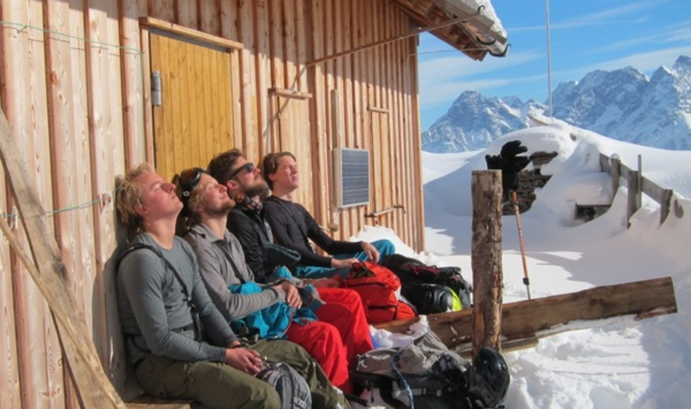 Tourskiing in Austria