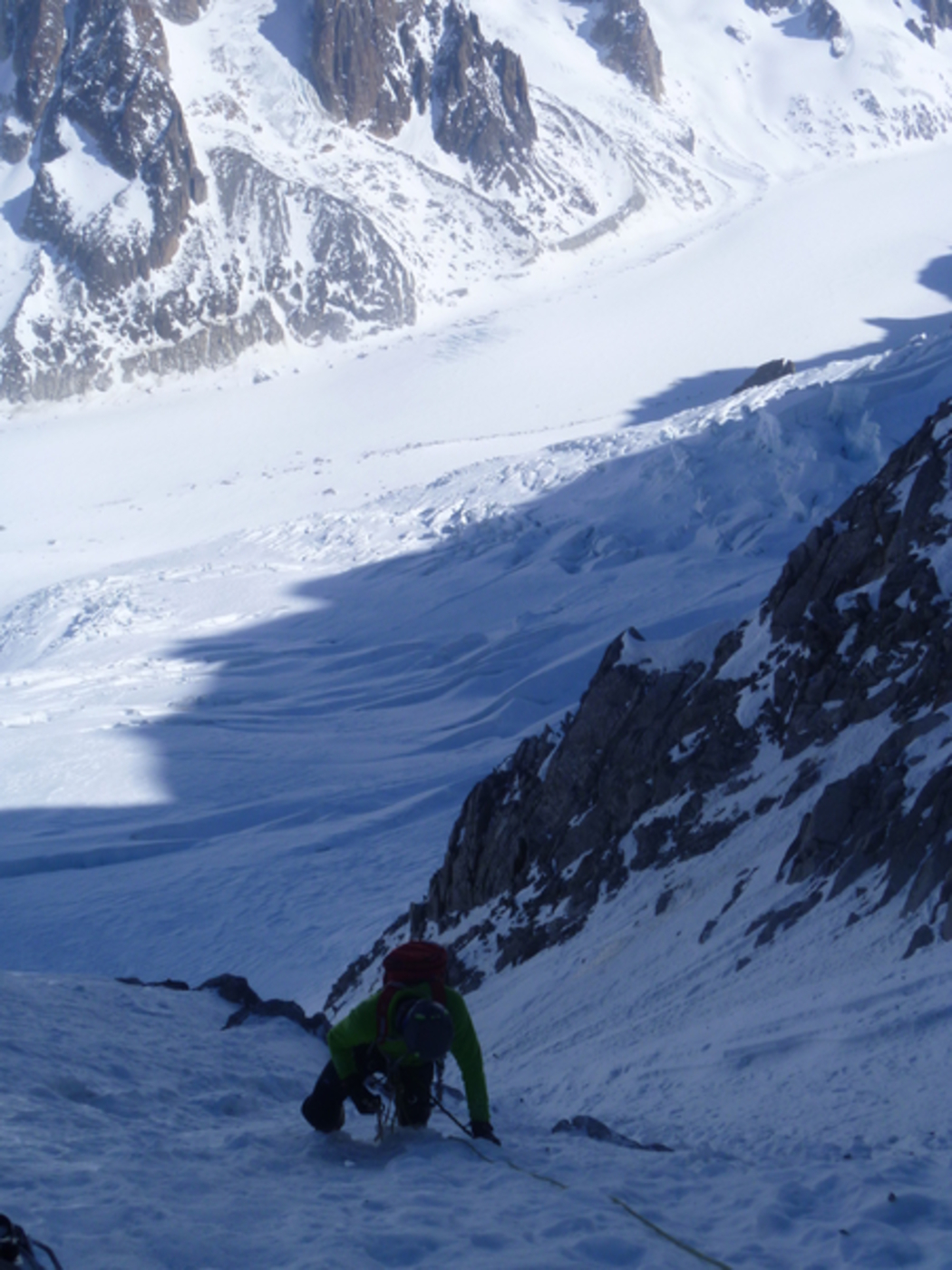 Chamonix Training Trip