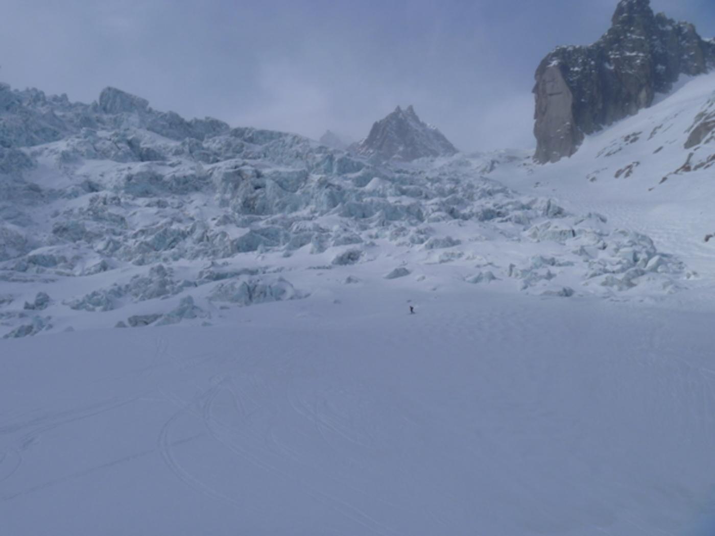 Chamonix Training Trip