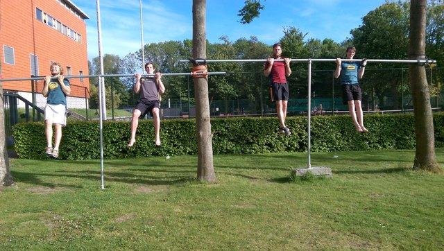 Training in Delft